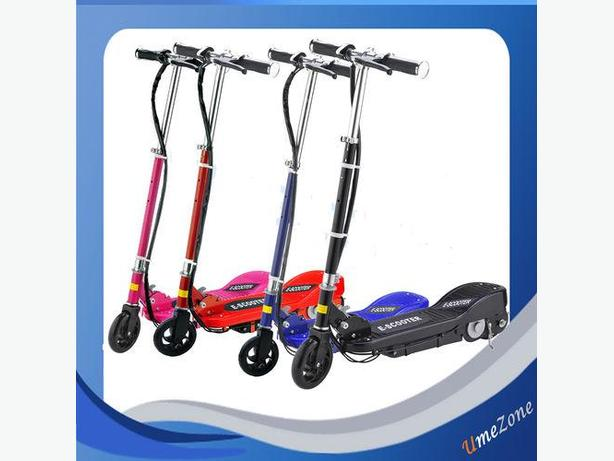 NEW XMAS electric 120w scooters new boxed latest design 2016