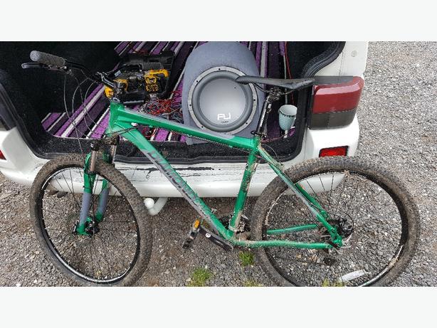 dimondback mountian bike