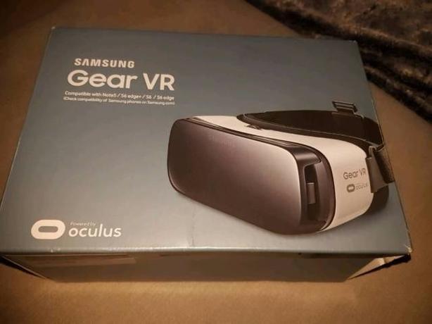 samsung gear oculus headset