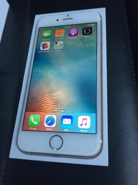iphone 6 gold 64gb boxed on vodafone Iphone 6 64gb on ...