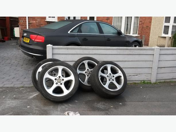 vw, audi ,bmw wheels