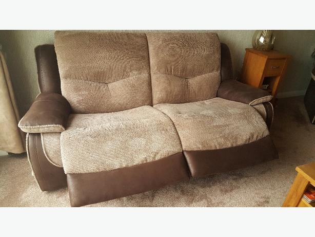 3 & 2 seater sofa's