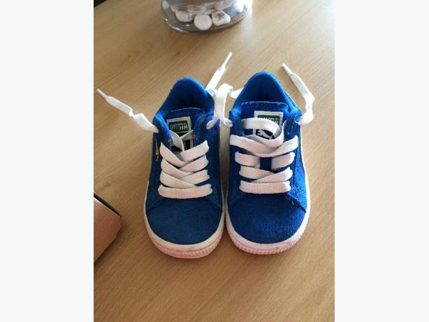 Baby Trainers size 4