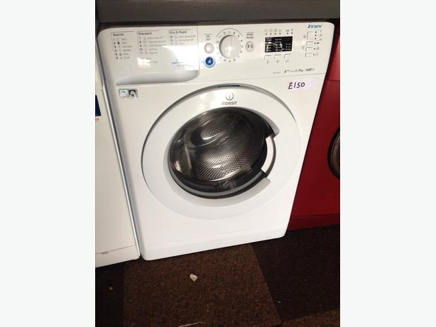 INDESIT WASHING MACHINE 1-9KG