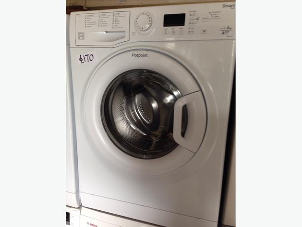 HOTPOINT 1-9KG A++ WASHING MACHINE