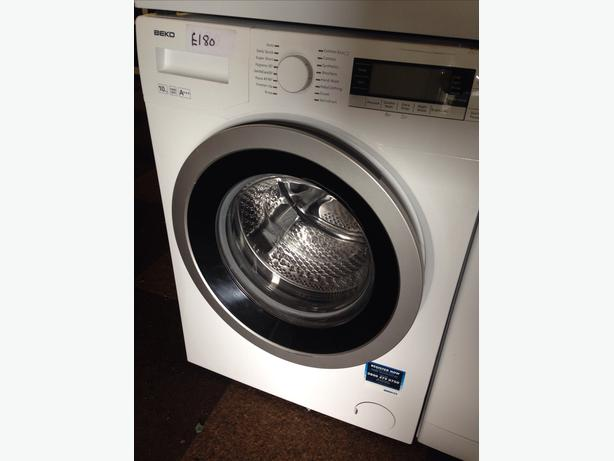 BEKO 10KG WASHING MACHINE A+++