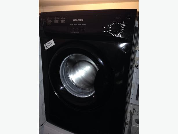 BUSH 6KG BLACK WASHING MACHINE00