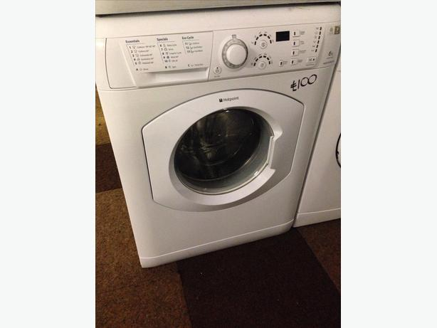 HOTPOINT 6KG WASHING MACHINE WHITE