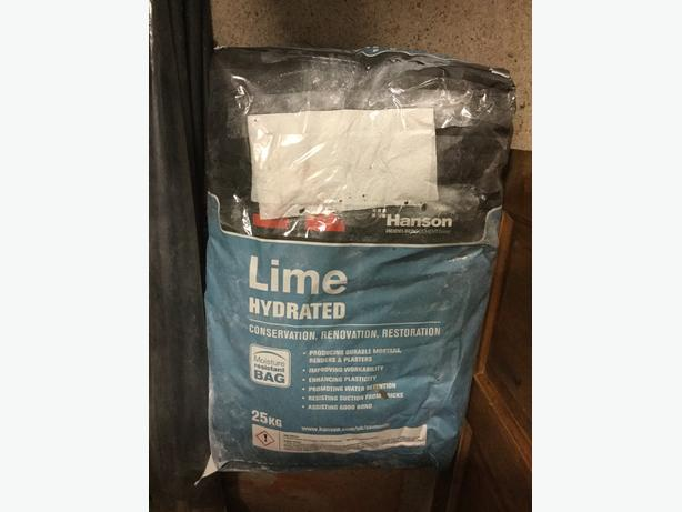 Bag of Builders Lime