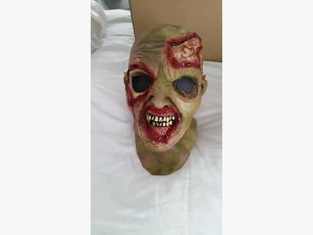 Digital Dudz zombie mask horror halloween