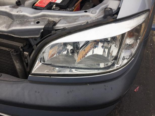 VAUXHALL ZAFIRA HEADLIGHTS LIKE NEW REALLY CLEAR PASSENGER DRIVER SIDE Z151
