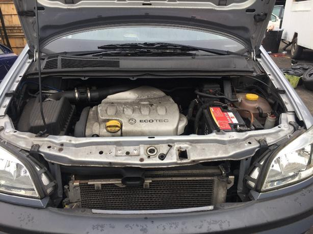 VAUXHALL ZAFIRA ENGINE 1.8 Z18XE COMPLETE ENGINE
