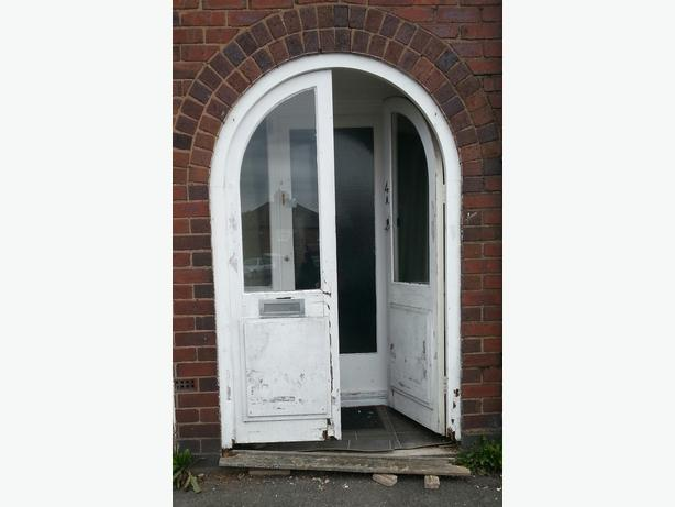 WANTED: OVAL SHAPED EXTERIOR DOORS