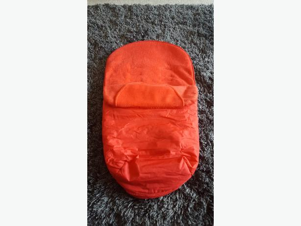 universal pushchair foot muff