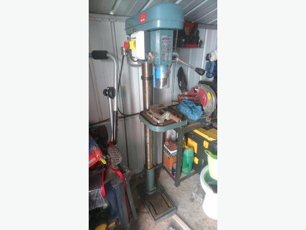 excel floor standing drill