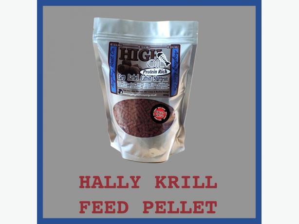 Hally Krill Feed Pellet