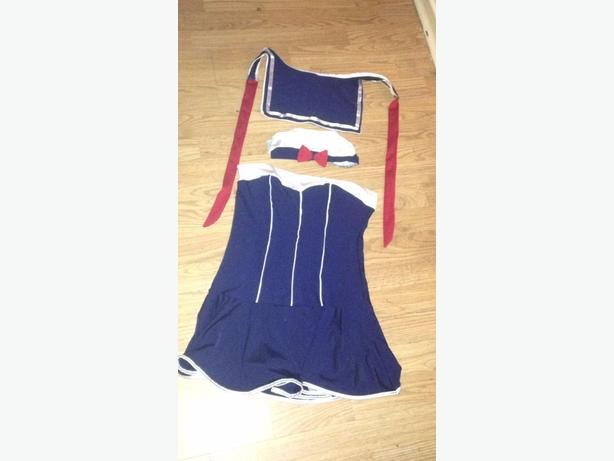 sailer costume size medium