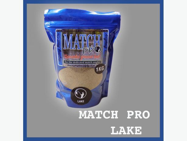 AnglingBaitCompany Match Pro Groundbaits River & Lake