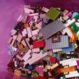 JOBLOT OF LEGO FRIENDS  + 4.5 KG OF MIXED LEGO