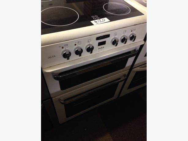 LEISURE 60CM CERAMIC TOP ELECTRIC COOKER