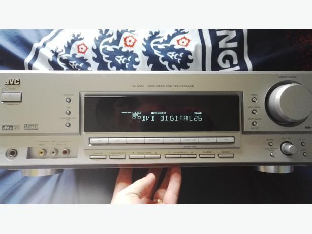Yamaha rx 5062 av receiver