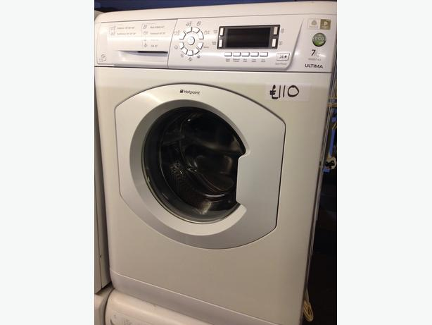HOTPOINT ULTIMA 7KG WASHING MACHINE