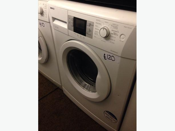 BEKO LCD DISPLAY WASHING MACHINE 7KG