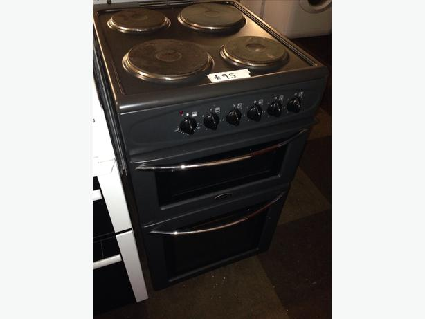 BELLING PLATED TOP 50CM ELECTRIC COOKER