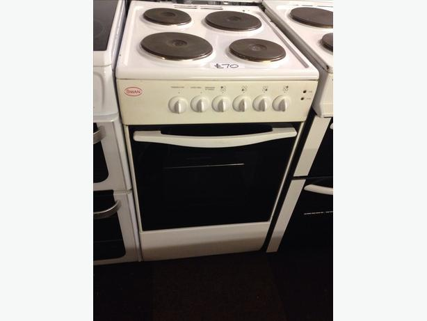 SWAN PLATED TOP ELECTRIC COOKER
