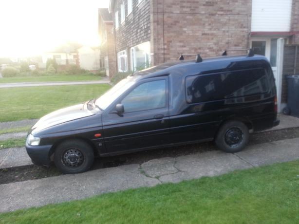 escort van