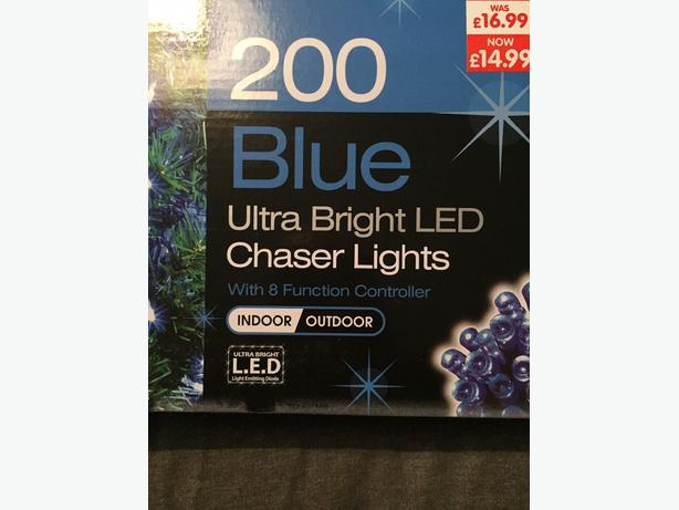new in box christmas lights