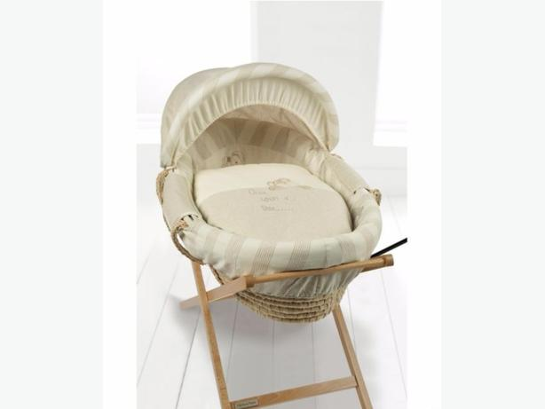 Brand new mamas and papas moses basket once upon and time