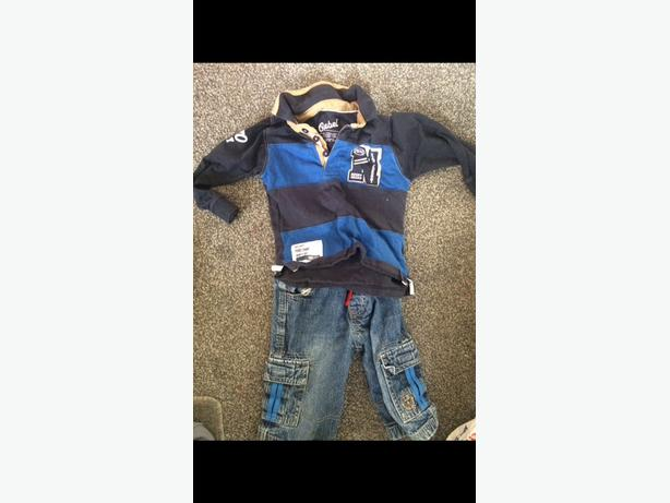 age 3-4 jumper and jeans