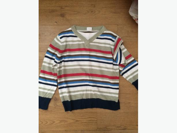 age 5-6 boys jumper