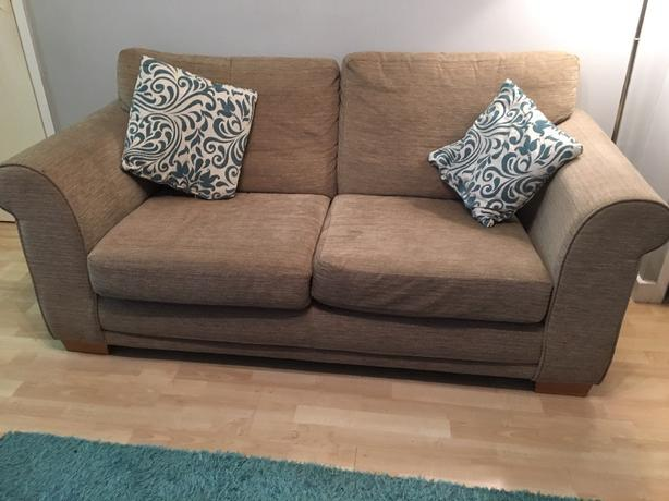 beige sofa from NEXT