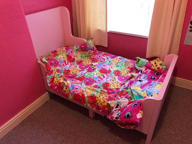 Ikeas Childrens Extendable Bed