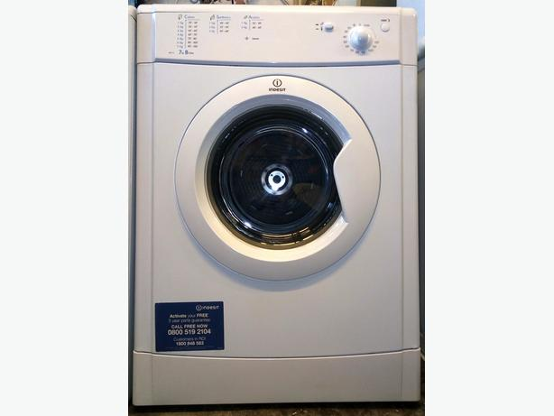 indesit idv75 vented tumble dryer for sale brierley hill dudley. Black Bedroom Furniture Sets. Home Design Ideas
