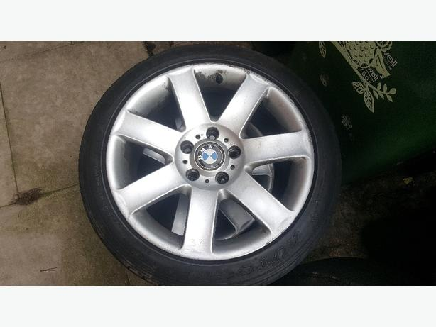 Genuine BMW 17 inch alloy for sale