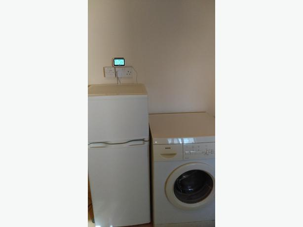 Washing machine, Fridge&freezer