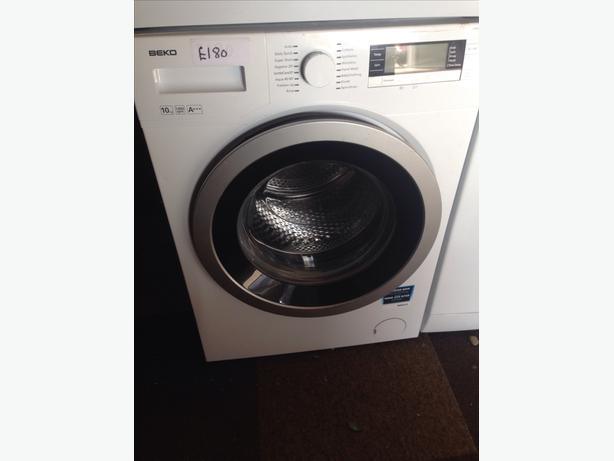 BEKO 10KG WASHING MACHINE LCD DISPLAY