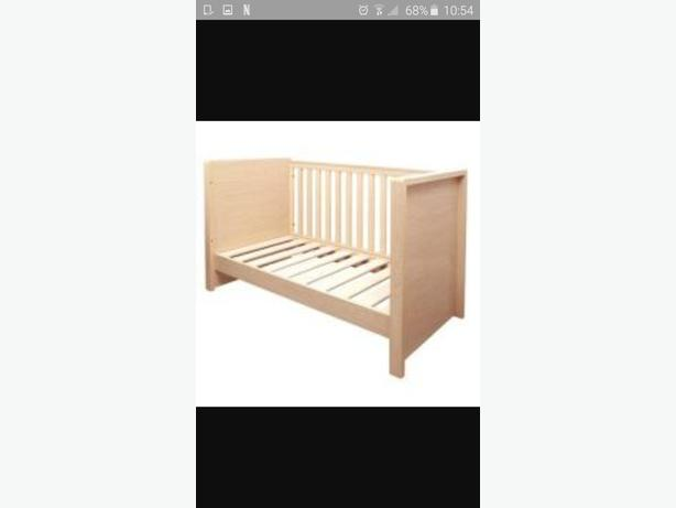 Kub madera toddler bed