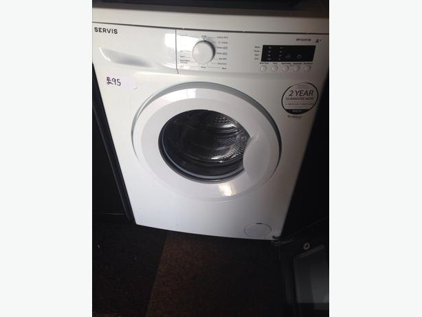 SERVIS WASHING MACHINE 6KG WHITE