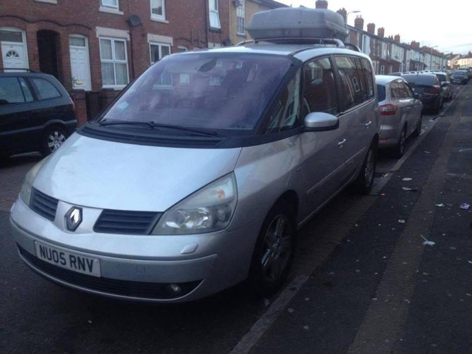 2005 renault espace privalage 2 2 dci mot may 2017 bilston wolverhampton. Black Bedroom Furniture Sets. Home Design Ideas