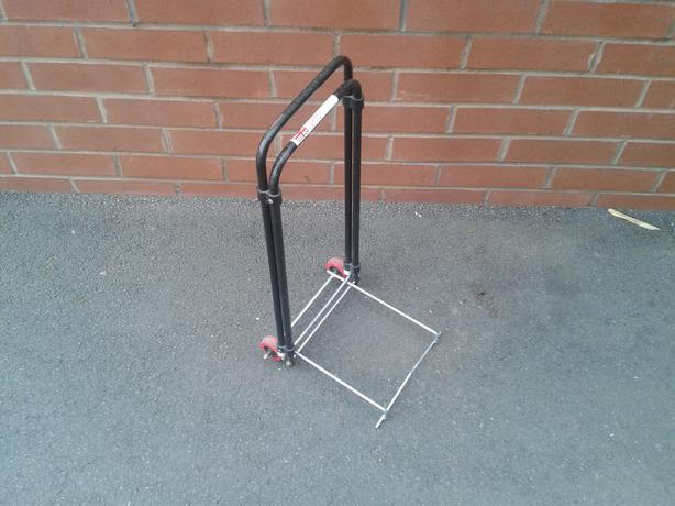 Norland Gazelle Collapsible Luggage Trolley