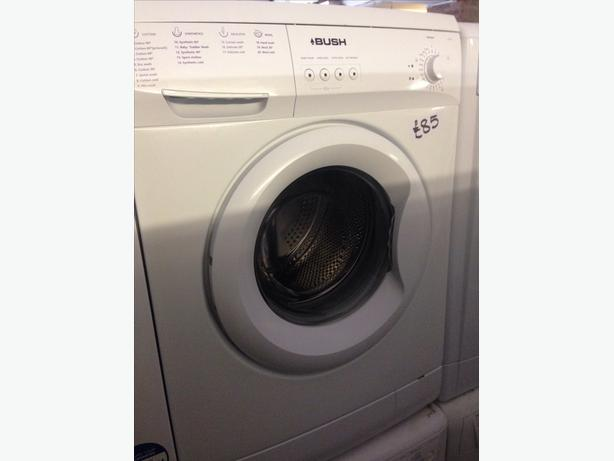 BUSH 6KG WASHING MACHINE WHITE0