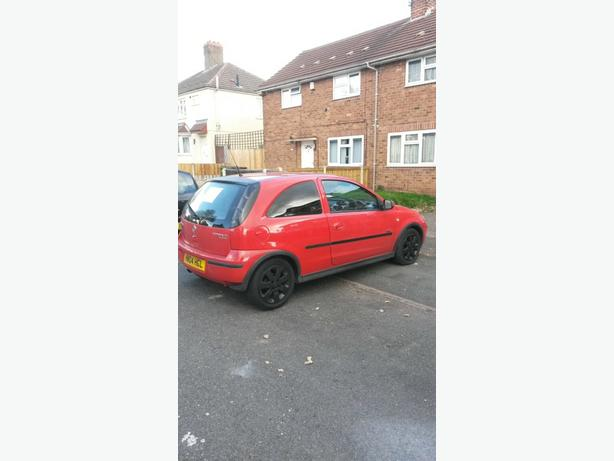 corsa 1.4 sxi need gone today