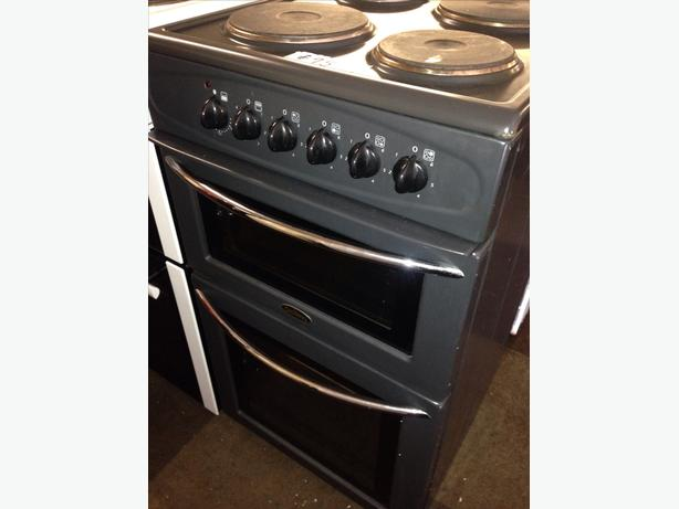BELLING 50CM PLATED TOP ELECTRIC COOKER1