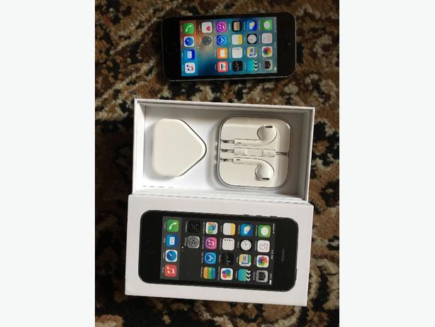 iPhone 5s 16 GB as new condition..