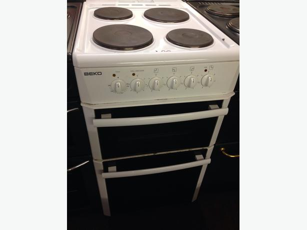 BEKO PLATED TOP FAN ASSISTED ELECTRIC COOKER