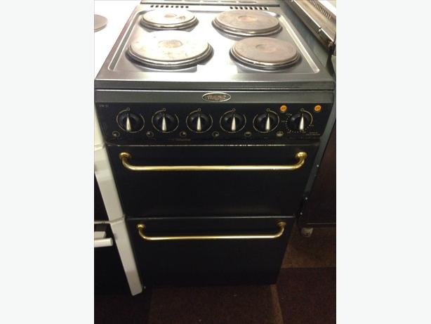 HOTPOINT ELECTRIC COOKER 50CM FAN ASSISTED